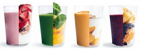 Рецепты фруктовых и овощных смузи в домашних условиях