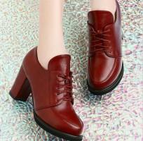 Встретим весну в модных туфельках