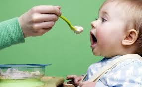 Питание детей до двух лет