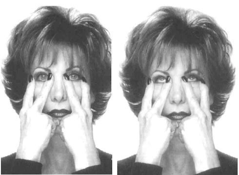 Гимнастика Кэрол Маджио для лица от морщин