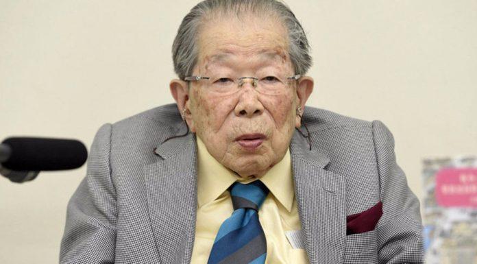 Японский врач, доживший до 105 лет, раскрыл секрет долголетия