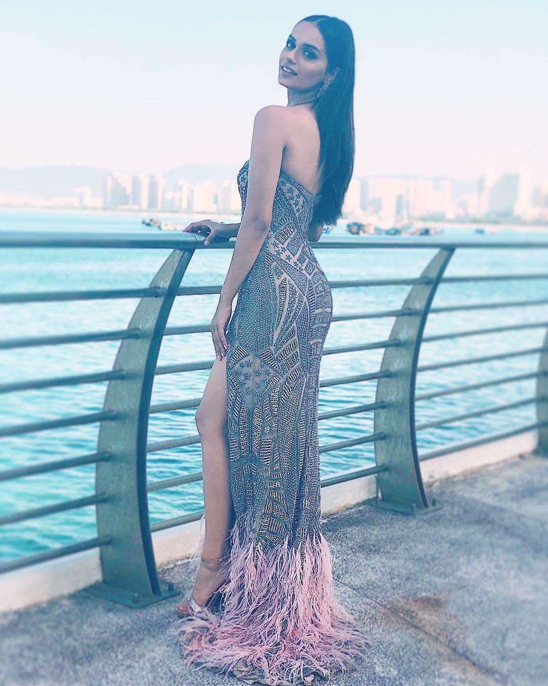12 восхитительных фото «Мисс мира», признанной самой красивой в 2017 году