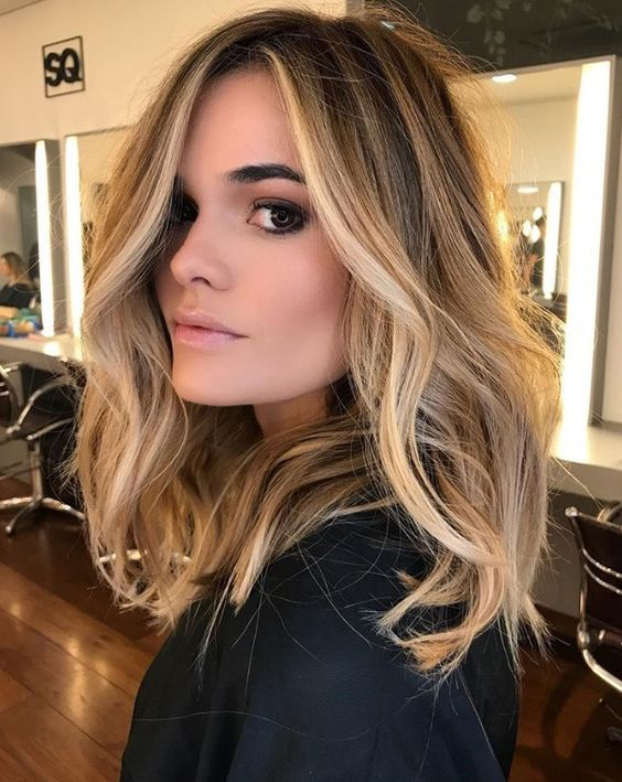 15 стрижек и укладок, о которых вы будете просить своего парикмахера в 2018 году
