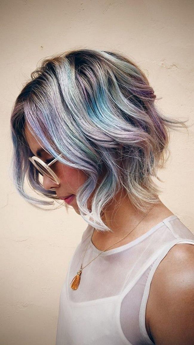 Двухцветное окрашивание волос — хит 2018 года