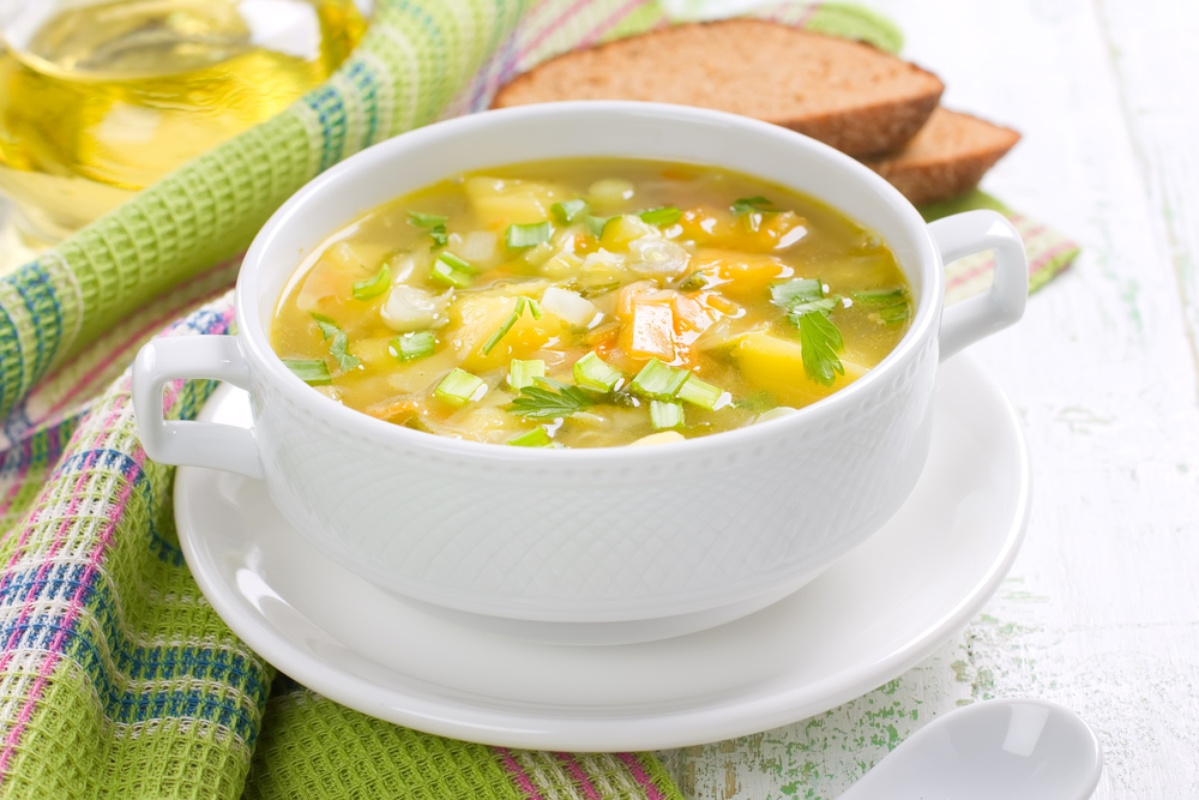 Диетический, но очень вкусный боннский суп, от которого килограммы тают на глазах