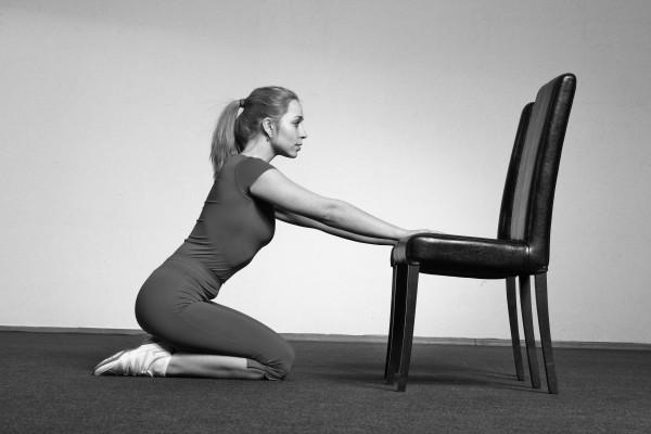 Чудодейственная даосская практика «Ходьба на коленях»