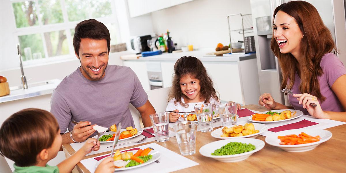 Не насилуй себя, просто соблюдай 12 правил питания