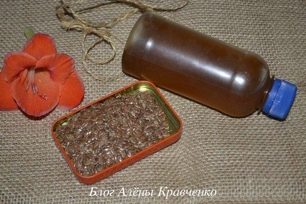 При каких болезнях следует применять льняное масло