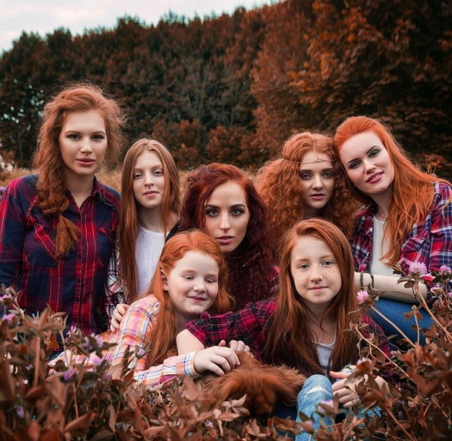 15 фотографий, доказывающих, что генетика — непредсказуемая вещь