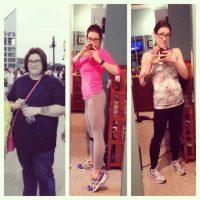 История похудения: Аманда похудела на 60 кг без диеты