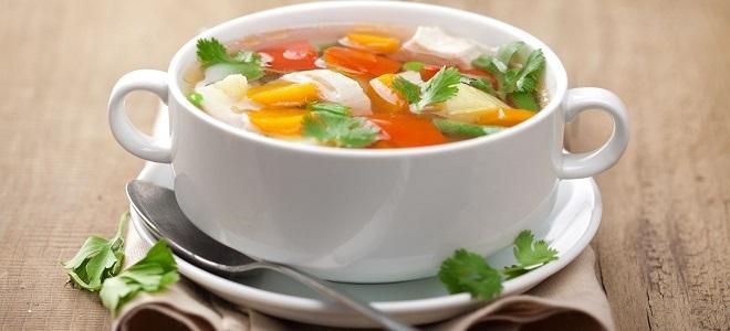 Жиросжигающий суп. Минус 8 кг за неделю