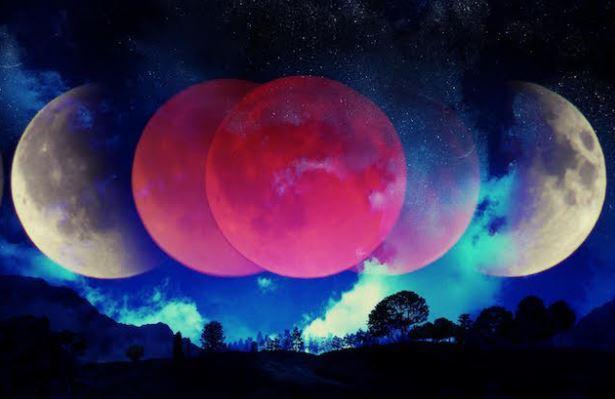 Не пропустите розовую луну! Только сегодня! Она очень влияет на Знаки Зодиака…