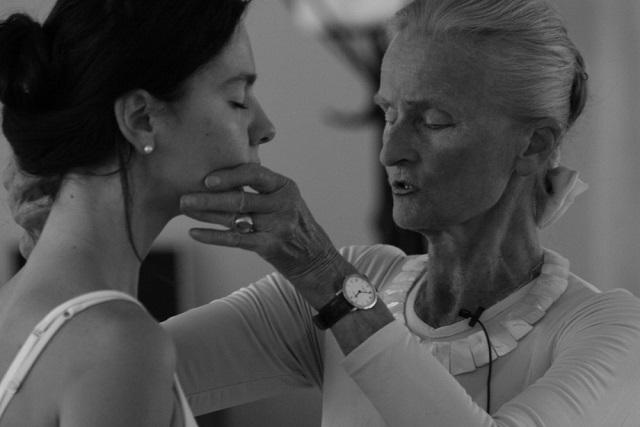 Натали Дроен — в 86 лет я сохранила свое тело живым