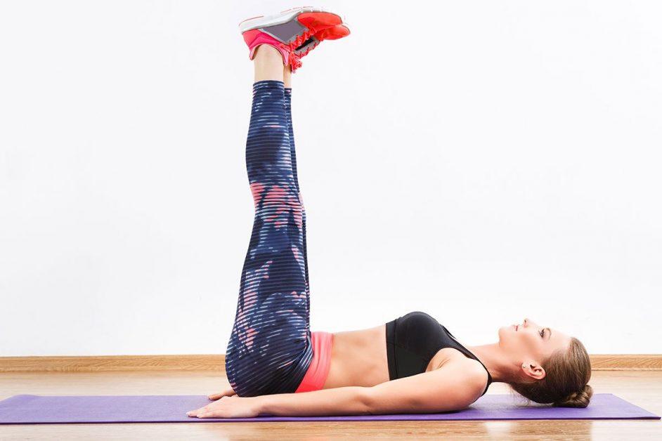 8 минут перед сном — тренировка, которую можно сделать возле кровати Подтянуть все, что ниже пояса