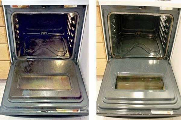Эффективный способ как очистить духовку до блеска