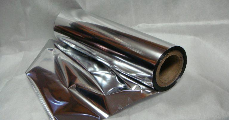 Алюминиевая фольга — уникальное лечебное средство для красоты и здоровья