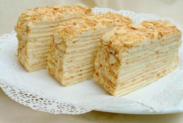 Девять лучших тортов нашей молодости. Торты СССР