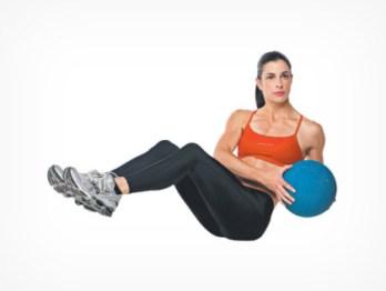 Упражнения, которые приведут в порядок живот всего за 1 месяц