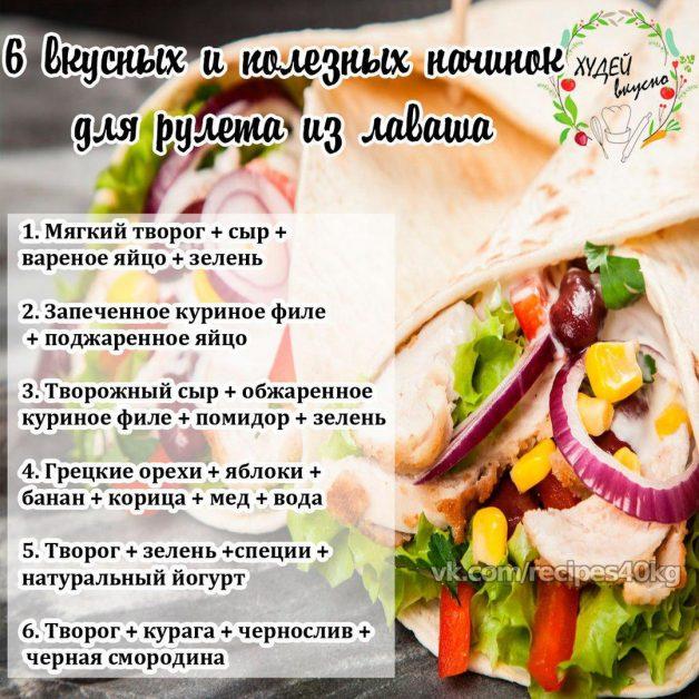 Лучшие диетические блюда на весь день: 6 вариантов