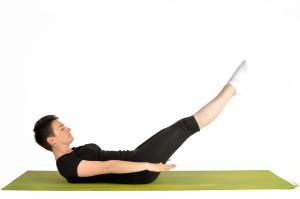 Легендарное упражнение «Сотня» для всех мышц брюшной полости и не только