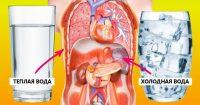 Тёплая или холодная: специалисты объяснили какую воду пить, чтобы потерять вес