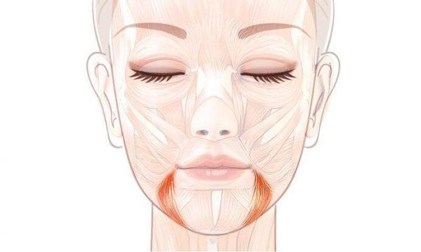 «Ковшик»: упражнение для профилактики отвислых щек