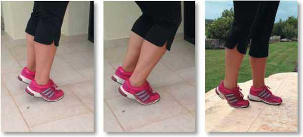 Эти 6 простых упражнений помогут вам избавиться от боли в ногах, коленях и бедрах