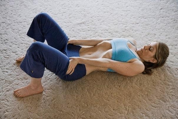 Одно-единственное упражнение, которое поможет подтянуть живот