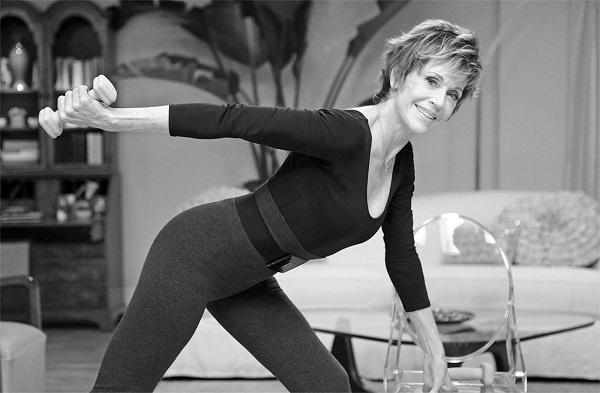 Как оставаться в прекрасной форме после 40 лет