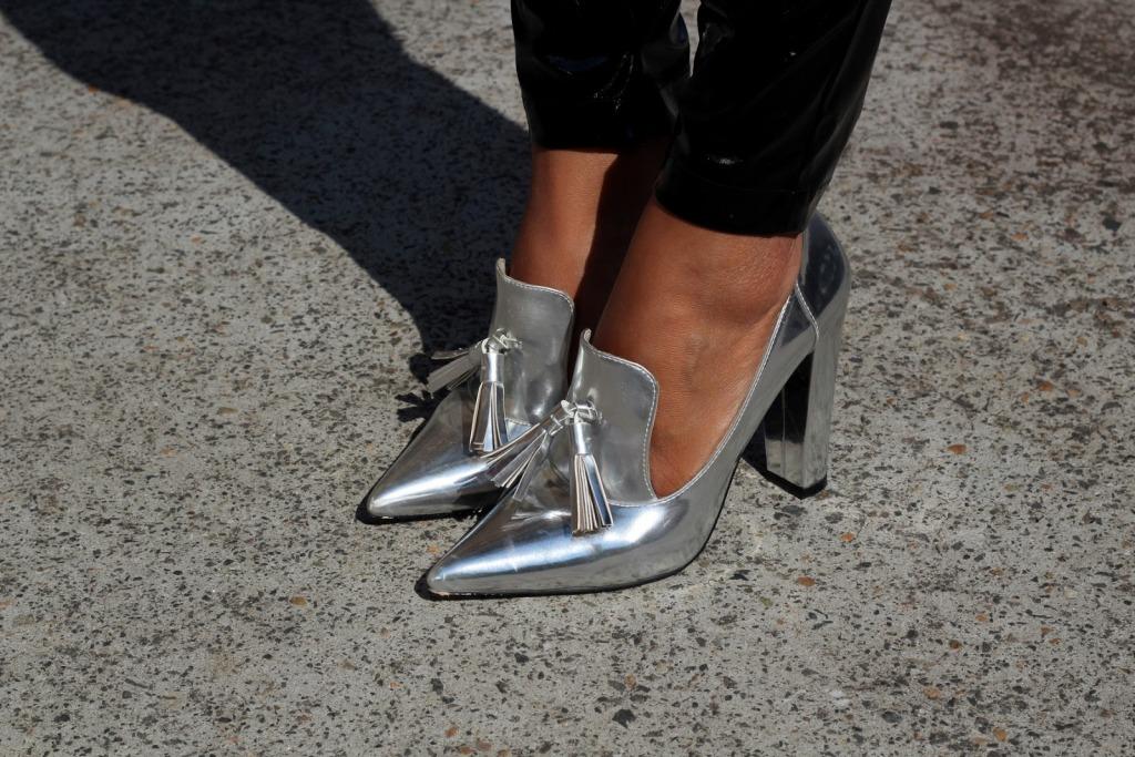 40+ модных женских туфель нового сезона: фото трендов