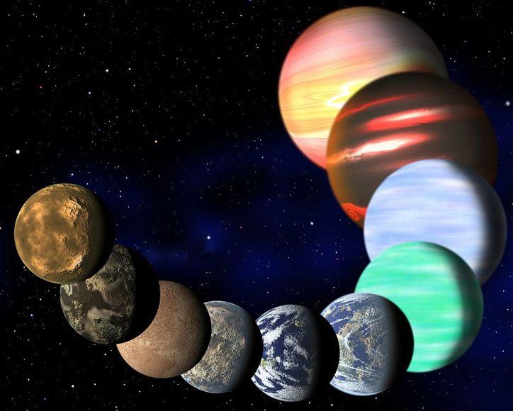 Парад планет 13 августа 2018 года: отрицательное влияние на энергетику