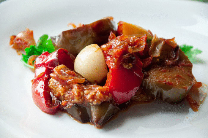 9 чудесных блюд из баклажанов