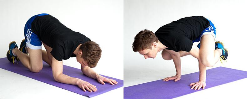 Самое эффективное упражнение ЛЯГУШКА
