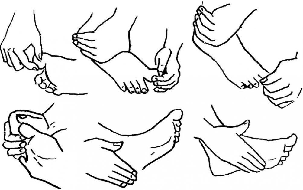 Эффективные упражнения от косточек на ногах