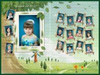 Альбом на выпускной в детском саду: яркие воспоминания