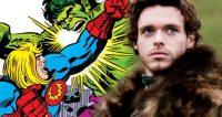 Ричард Мэдден сыграет роль Икариса в новом фантастическом приключении от Marvel «Вечные»
