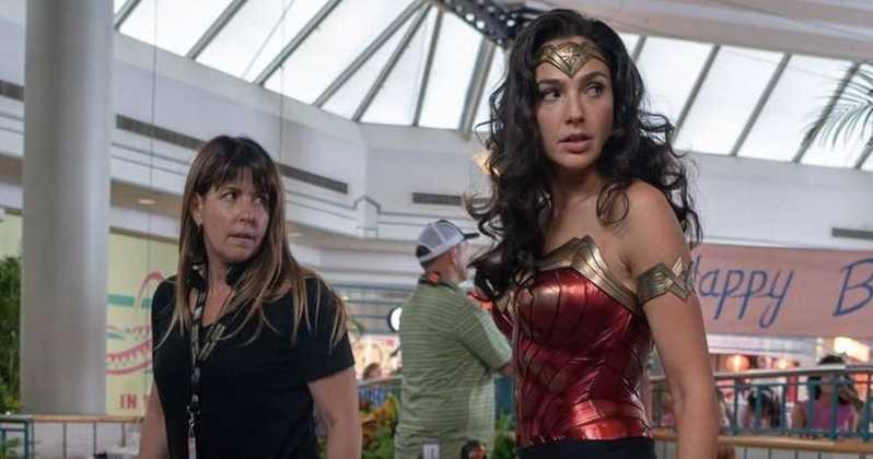 Пэтти Дженкинс разочарована изменением даты релиза фильма «Чудо-женщина: 1984»