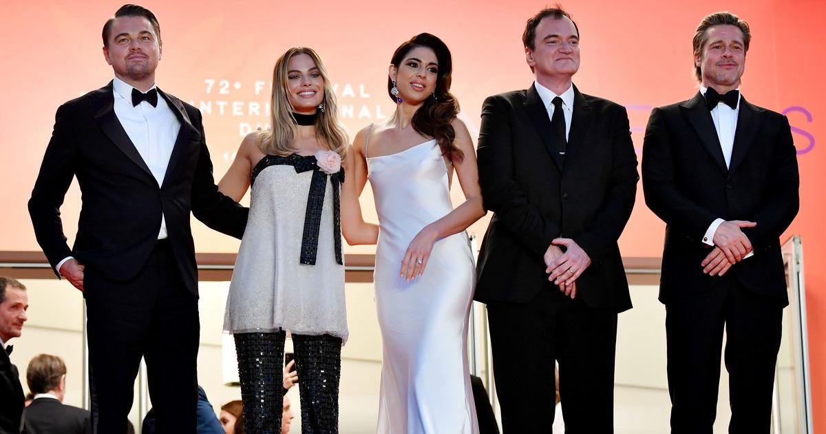 Каннский кинофестиваль назвал фильм Квентина Тарантино «Однажды… в Голливуде» шедевром