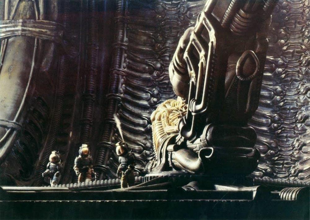 Ридли Скотт поставит третий приквел «Чужого»