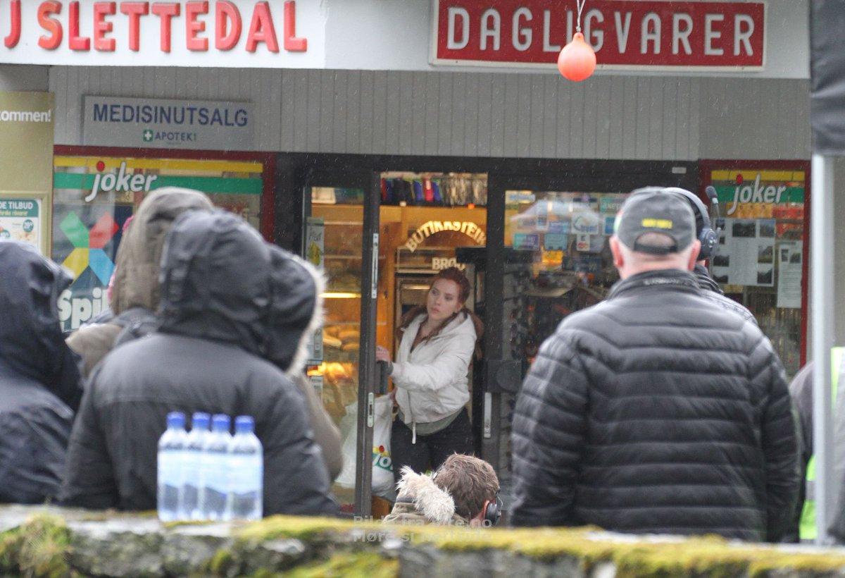 Съемки «Черной вдовы» неофициально начались в Норвегии