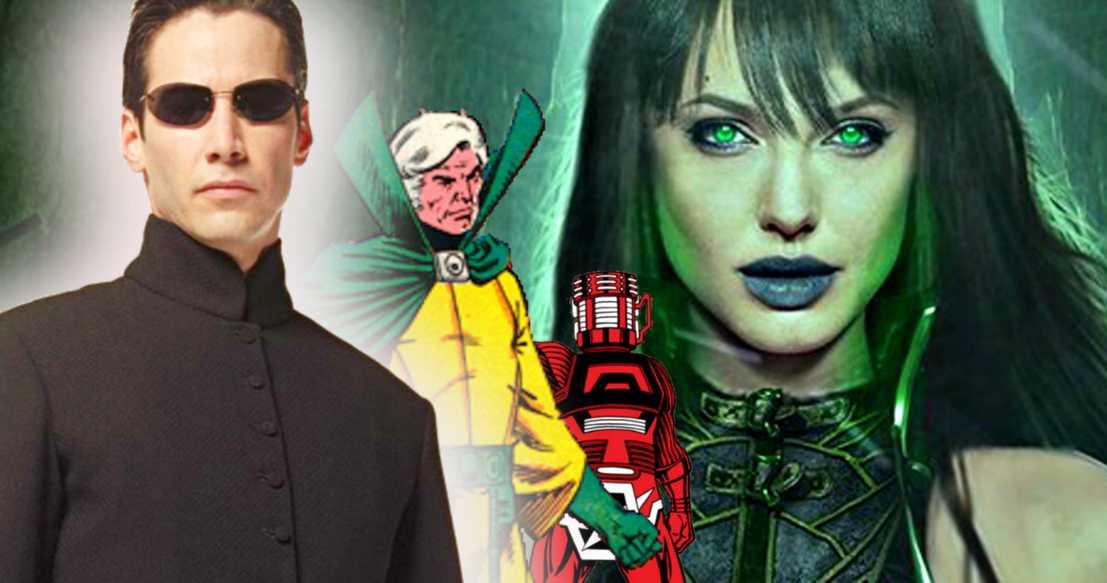 Киану Ривз может влиться в актерский состав кинематографической вселенной Marvel