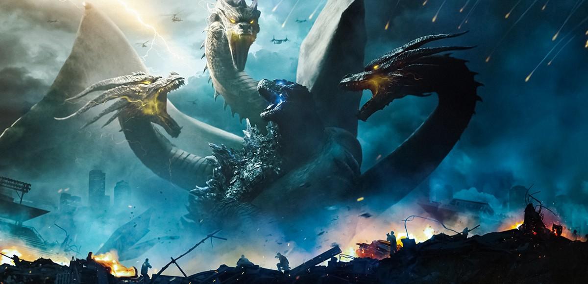 «Годзилла: Король монстров» выигрывает кассу выходных дней