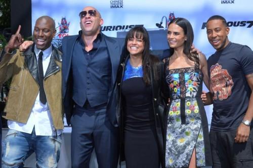 Вин Дизель сообщил о старте съемок фильма «Форсаж 9»