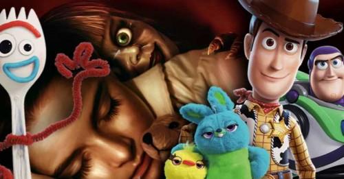 «История игрушек 4» продолжает удерживать первое место в кассах