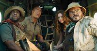 Дуэйн Джонсон возвращается в джунгли в первом трейлере «Джуманджи: Новый уровень»