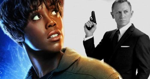 Агентом 007 в будущем станет чернокожая женщина