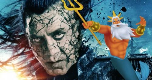 Хавьер Бардем ведет переговоры о роли Короля Тритона в грядущем ремейке Диснея «Русалочка»