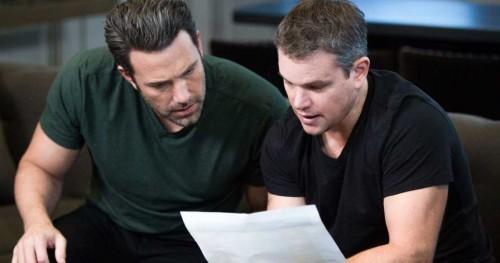 Мэтт Дэймон и Бен Аффлек воссоединятся в проекте Ридли Скотта «Последняя дуэль»
