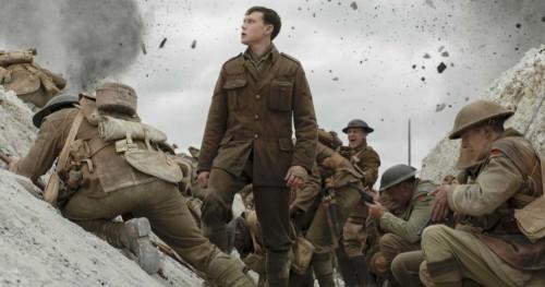 Студия Universal Pictures выпустила первый трейлер военной эпопеи режиссера Сэма Мендеса «1917»