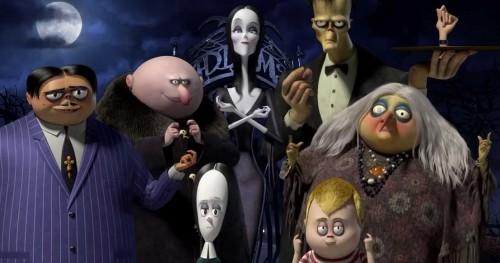 Идеальная американская семья в новом трейлере анимационной комедии «Семейка Аддамс 2»